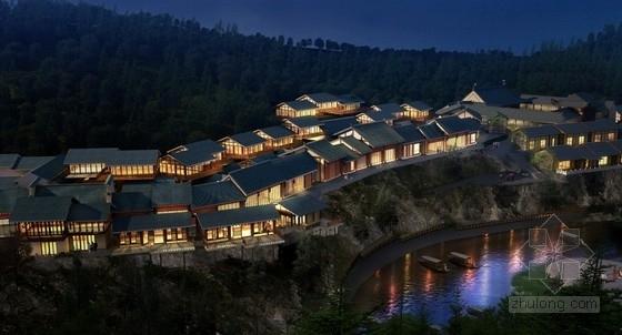 [四川]大型商业综合体建筑方案文本
