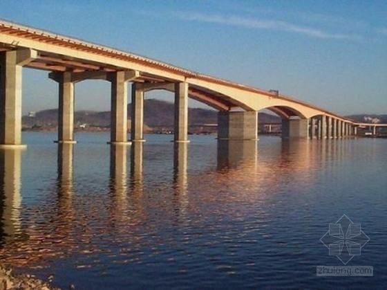 [广州]公路垮桥连续梁支架施工图17张