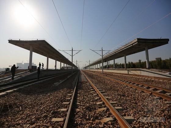 [湖南]新建铁路站前工程实施性施工组织设计207页(含桥隧 附管理制度)
