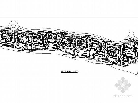 [杭州]某别墅区景观工程施工图