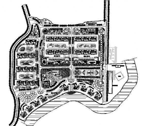 某旧村改造修建性详细规划