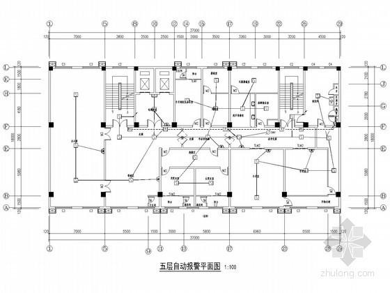 [湖南]卫生院电气施工图纸