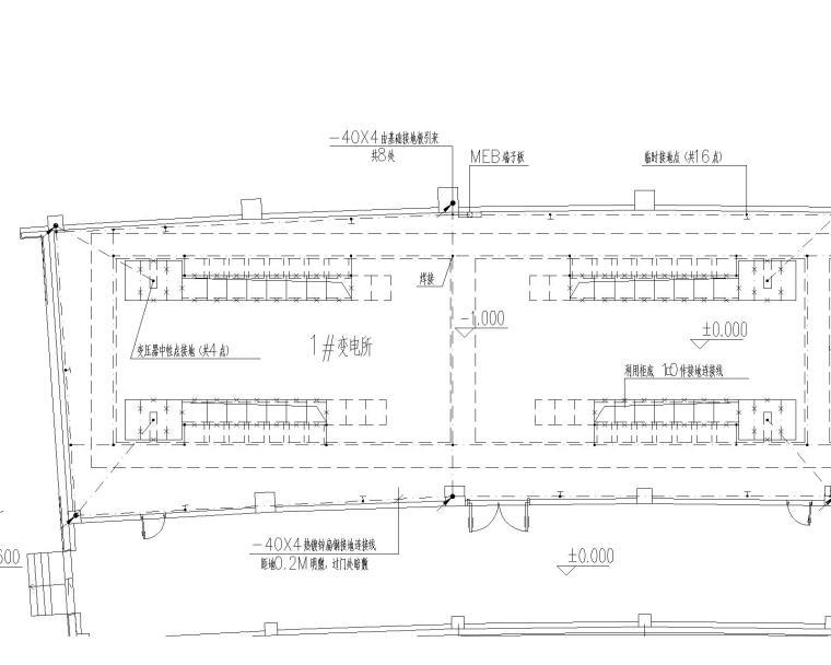 [江苏]启东市党员干部学习教育中心电气设计图纸大全(含各种系统图)