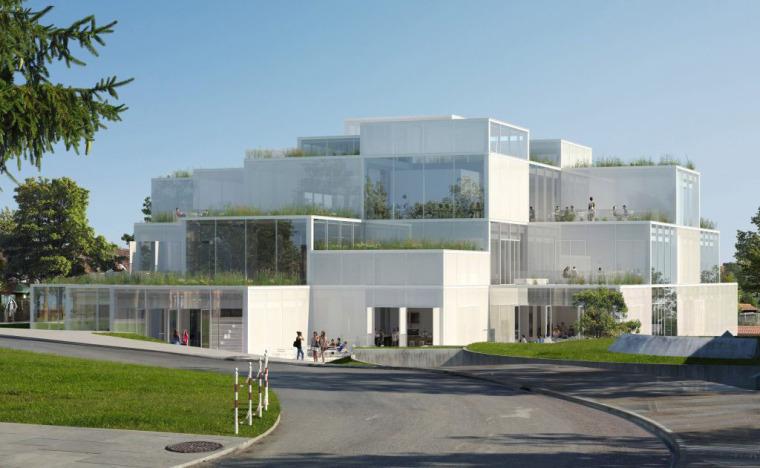 瑞士大学中心