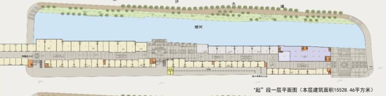 [江苏]后现代感武汉万达中央文化旅游区项目建筑设计方案文本_11
