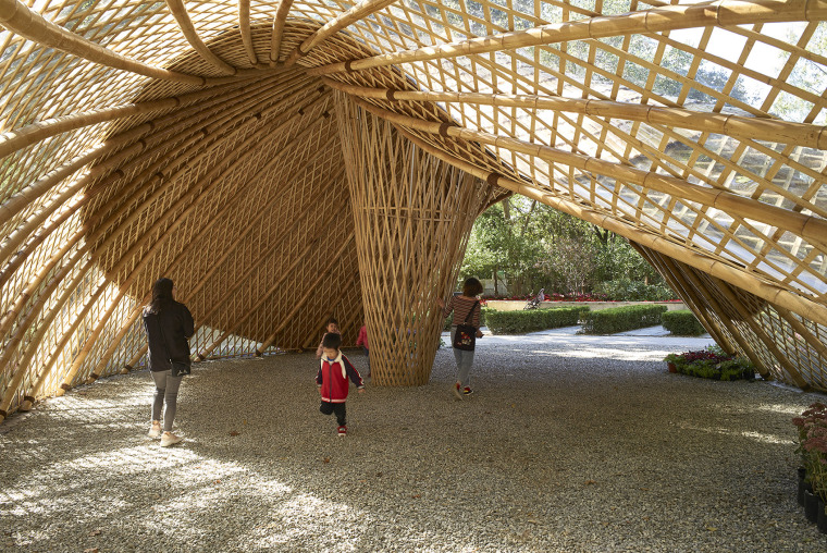 北京林业大学花园节信息亭-005-swirling-cloud-bulletin-pavilion-for-bjfu-garden-festival-by-sup-atelier