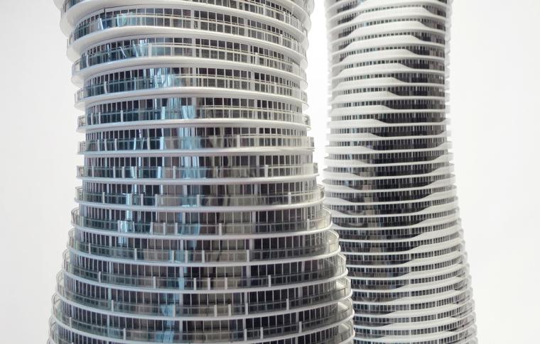 """MAD建筑模型将亮相法国蓬皮杜中心馆藏个展""""MAD X"""""""