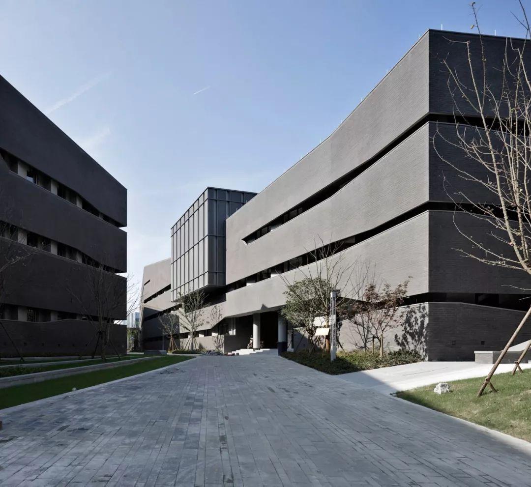 "gad作品|一场有关""场所""的建筑探索——浙江音乐学院音乐系群_20"