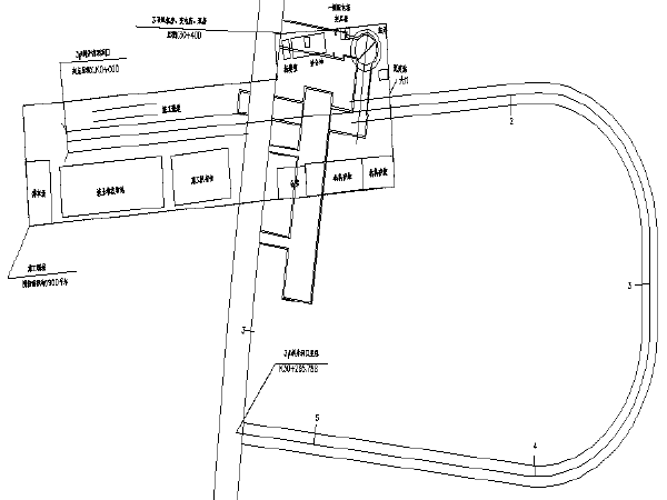 [青岛]地铁车站区间隧道工程技术标及施工图纸