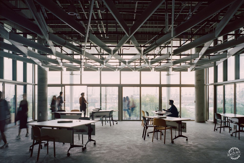净能耗为零的开放建筑,为节能设计提供全新思路_24