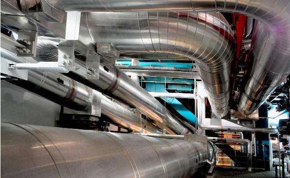 冠华蒸供热蒸汽管道安装施工方案