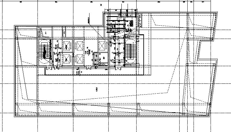 深圳超高层办公建筑给排水施工图(含气体灭火系统设计,给排水负荷计算)_3