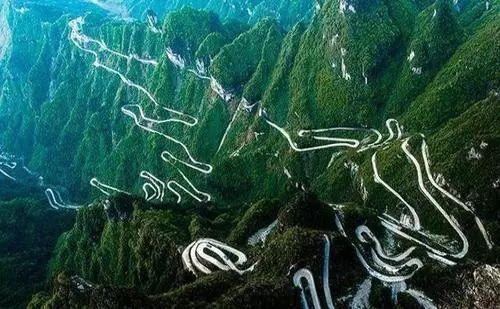 [科普百科]中国三大盘山公路——体验什么叫虐死人的绝美