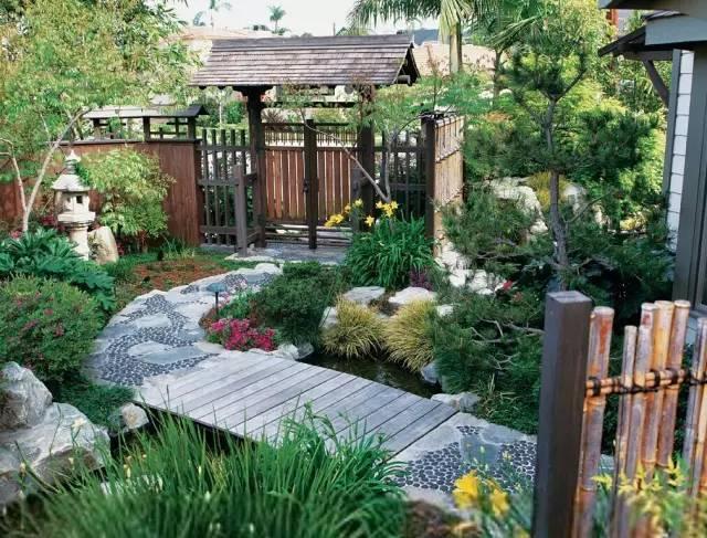 庭院风水实用知识大汇总,山能旺丁,水能聚财!