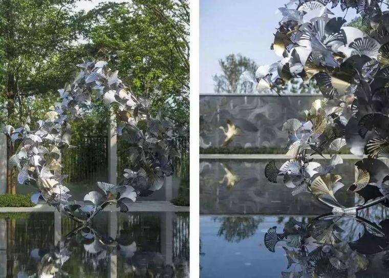 60款·当下最炫酷的地产景观雕塑_74