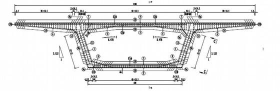 跨江大桥首榀节段箱梁预制施工方案(梁高3m)