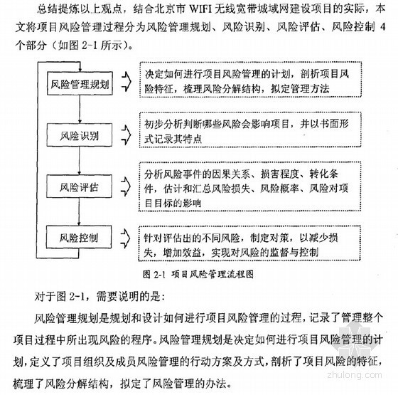 [硕士]北京市WIFI无线宽带城域网建设项目的风险管理研究[2010]
