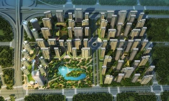 [河北]绿色可持续性多功能住宅建筑设计方案文本