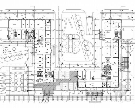 [浙江]多层商务楼给排水消防施工图