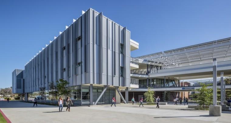 美国洛杉矶港学院科学综合楼