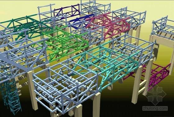 液压提升安装技术在大跨度钢结构施工的应用(附实例图文)