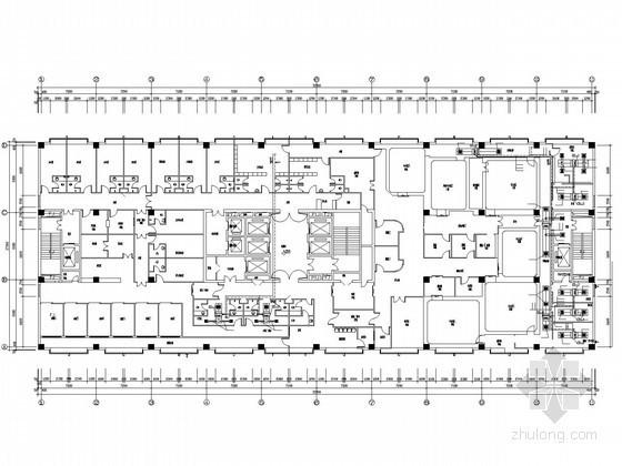 [北京]洁净手术室空调通风系统设计施工图