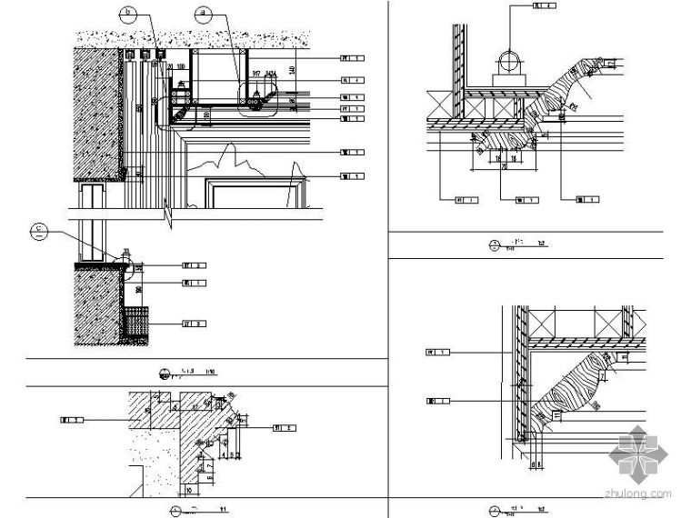 [大连]新欧式三居样板房装修图_4
