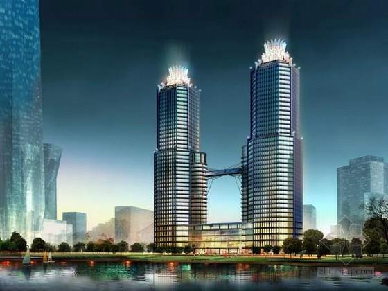 [浙江]超高层城市综合体全套电气施工图纸578张
