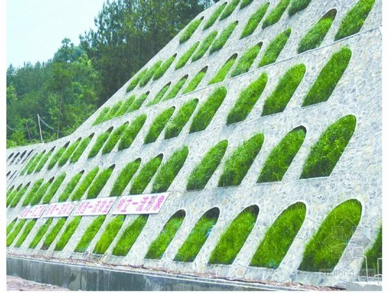 公路防护工程专项施工方案30页(护坡 挡墙)