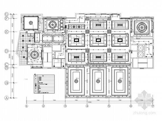 [甲级]航空宾馆全套装饰电气施工图纸(客房 套房样图)