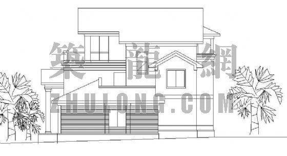 经典小型别墅方案系列1