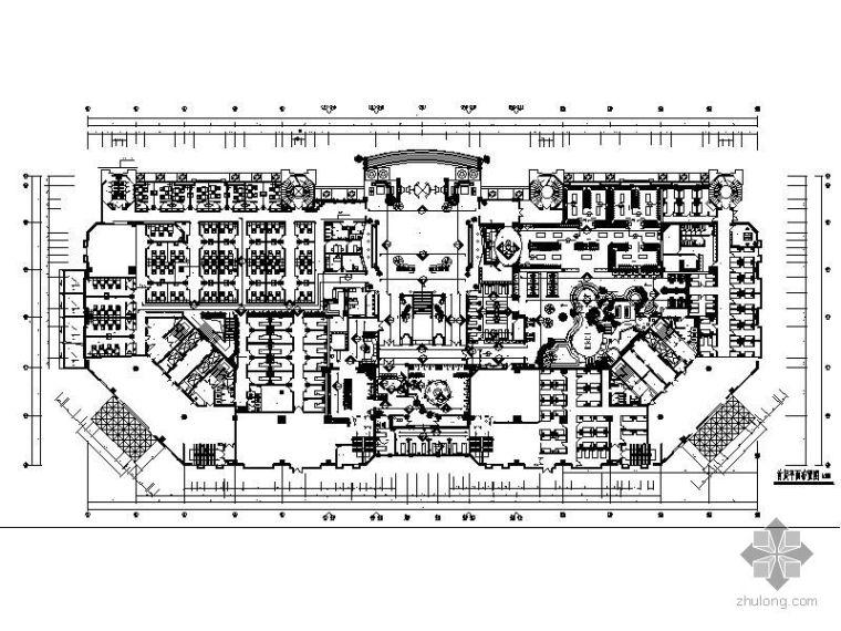[南昌]某大型桑拿浴会所装修图(含效果)
