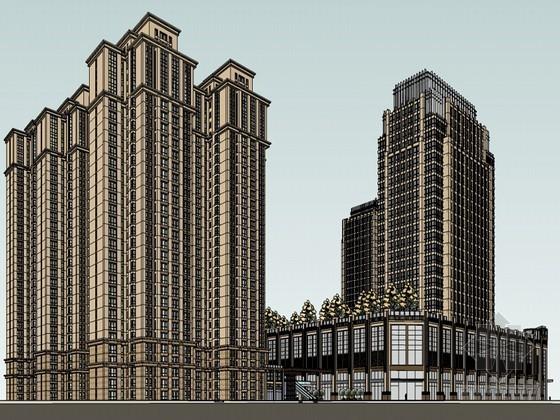 西式风格建筑