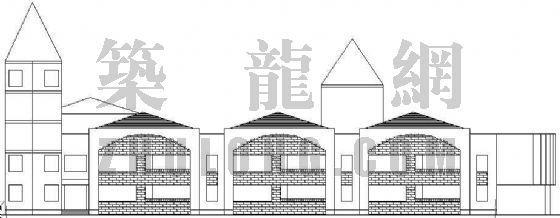 某二层综合办公室建筑设计方案