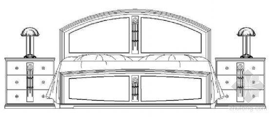 床立面图块2