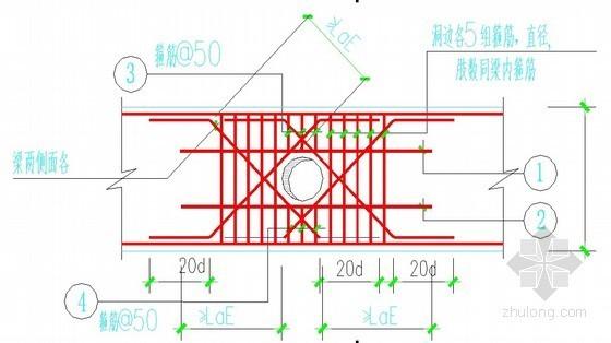 [内蒙古]剪力墙结构居民楼钢筋工程施工方案(2014年,多图)