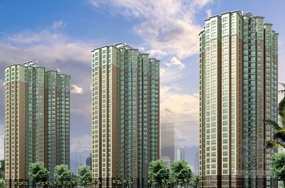 [北京]超高层住宅楼建筑安装工程量清单报价书(全套报表含分析)