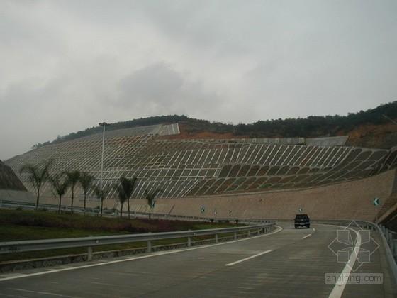 高速公路路基挖方施工方案(2013)