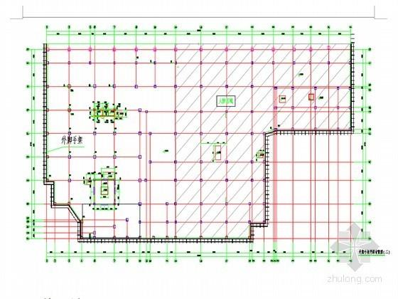 [重庆]超高层工程落地式双排脚手架专项施工方案(附节点图)