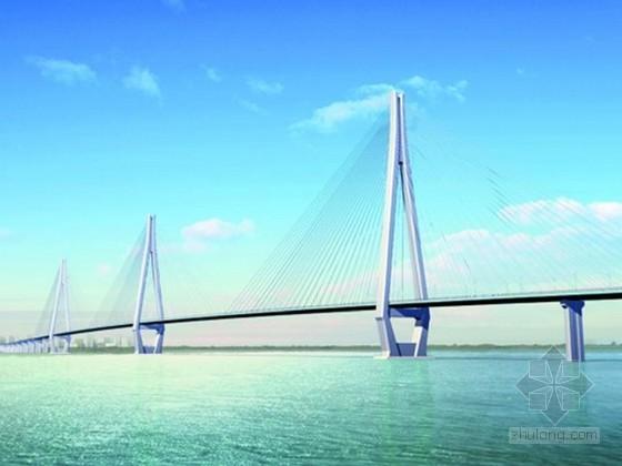 特大型钢桁加劲梁悬索桥投标施组设计(索塔 引桥 锚碇)