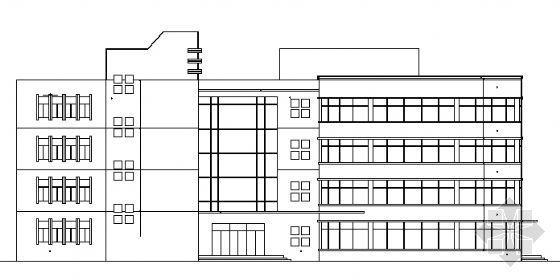 某五层综合楼建筑结构施工图纸