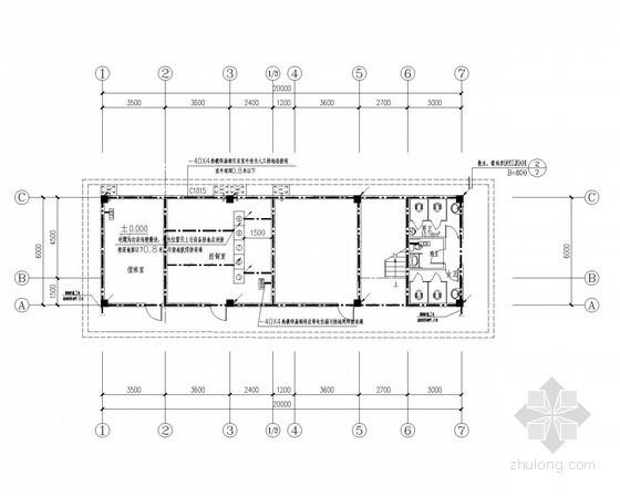 [长沙]汽车加气站工程电气施工图纸(含自控系统)