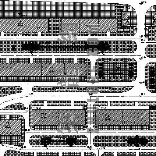 某小区绿化环境设计施工图PART 2