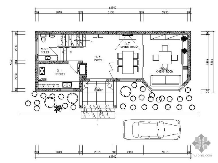 [香港]新古典三层别墅室内装修图(含效果)_1