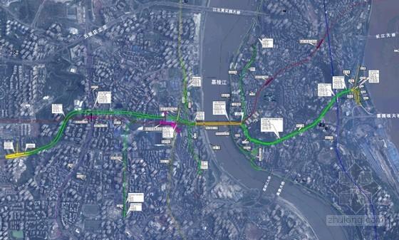 [重庆]PPP融资模式跨江大桥及接线工程建设管理大纲366页(投标技术文件)
