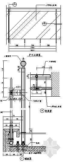 欧式栏杆详图46