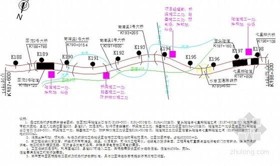 宁武高速公路某标段土建工程施工组织设计