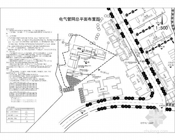 [重庆]多层幼儿园电气设计施工图(最新设计)