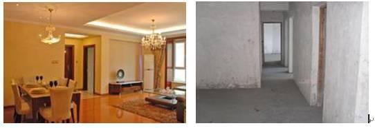 精装修房、粗装修房和毛坯房,你跟喜欢哪个?