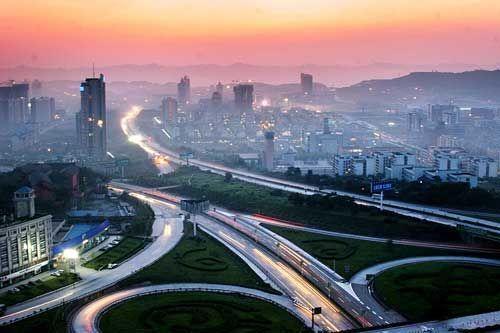 """两江新区实现雨水循环 重庆构建""""会呼吸""""园林城市"""